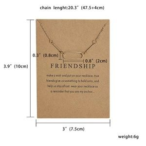 💥[2 for $10]💥 Friendship Necklace